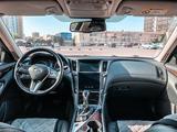 Infiniti Q50 2018 года за 12 000 000 тг. в Алматы – фото 5