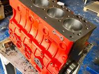 Блок двигателя foton forland faw dfac 4d26 за 360 000 тг. в Алматы