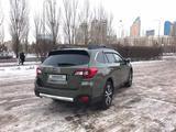 Subaru Outback 2019 года за 16 700 000 тг. в Нур-Султан (Астана) – фото 2