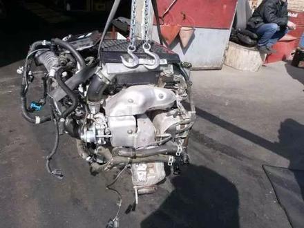 Двигатель Mazda CX-7 2, 3 л, MZR DISI Turbo L3-VET… за 750 000 тг. в Алматы – фото 2