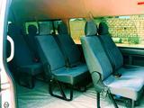 Сдается в аренду Toyota Hiace 2012 г.12 посадочных мест на… в Актау – фото 4