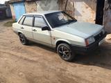 ВАЗ (Lada) 21099 (седан) 2002 года за 900 000 тг. в Уральск – фото 2