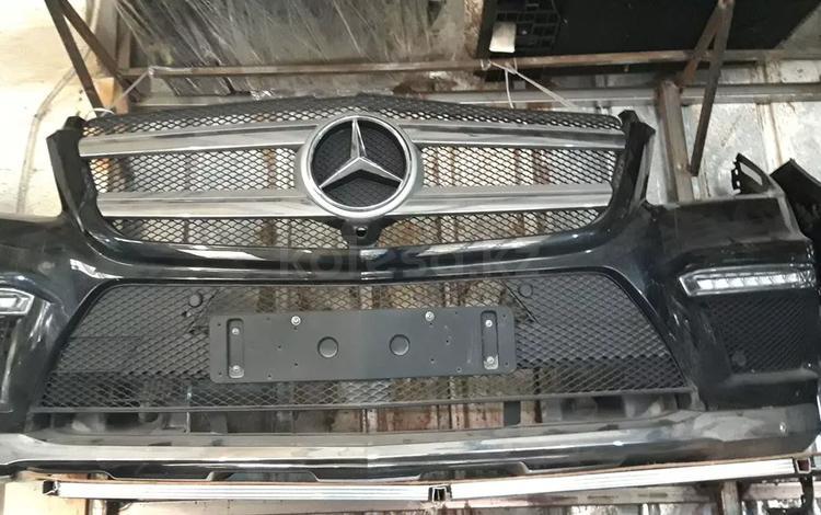 Бампер GL x166 AMG в сборе за 550 000 тг. в Алматы