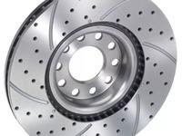 Тормозной диск на Тойота Ленд Крузер Прадо 90, Toyota Land… за 16 000 тг. в Алматы