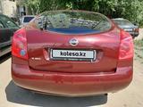Nissan Primera 2003 года за 2 400 000 тг. в Павлодар – фото 4