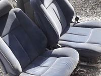 Сиденья на мерседес s140 за 560 тг. в Караганда