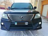 Lexus LX 570 2011 года за 19 000 000 тг. в Актобе – фото 2