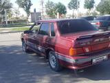 ВАЗ (Lada) 2115 (седан) 2005 года за 880 000 тг. в Туркестан – фото 2