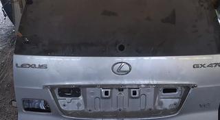 Задняя дверь на GX470 Prado 120 без запаский за 170 000 тг. в Алматы