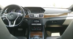 Mercedes-Benz E 200 2013 года за 9 200 000 тг. в Талдыкорган – фото 5