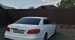 Mercedes-Benz E 200 2013 года за 9 200 000 тг. в Талдыкорган – фото 3