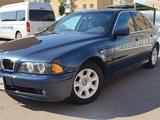 BMW 525 2002 года за 3 400 000 тг. в Нур-Султан (Астана)