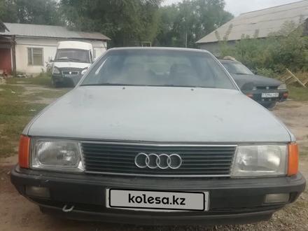 Audi 100 1989 года за 1 600 000 тг. в Алматы – фото 3