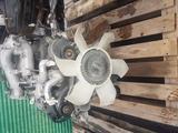 Двигатель на Мицубиси Паджеро 4 6g72 за 1 350 000 тг. в Алматы