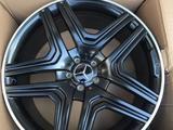 Фирменные диски AMG на Mercedes GL, GLS, GLE r21 за 750 000 тг. в Алматы