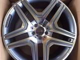 Фирменные диски AMG на Mercedes GL, GLS, GLE r21 за 750 000 тг. в Алматы – фото 2