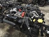 Subaru Forester EJ 2.5 Двигатель за 280 000 тг. в Нур-Султан (Астана)