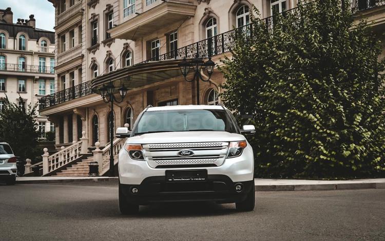 Ford Explorer 2014 года за 13 700 000 тг. в Нур-Султан (Астана)