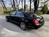 Mercedes-Benz S 350 2010 года за 10 300 000 тг. в Алматы – фото 2