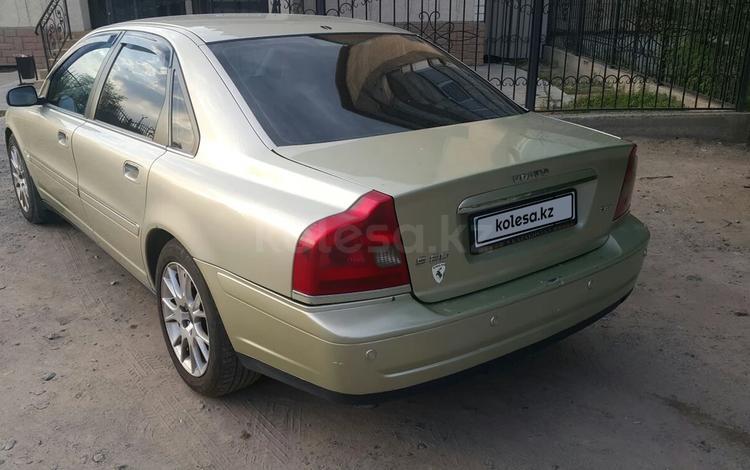 Volvo S80 2006 года за 3 100 000 тг. в Алматы