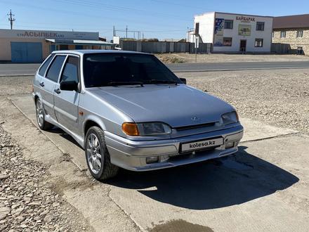 ВАЗ (Lada) 2114 (хэтчбек) 2010 года за 1 100 000 тг. в Кульсары – фото 6
