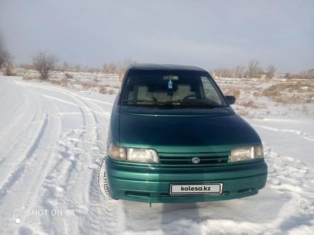 Mazda MPV 1995 года за 2 100 000 тг. в Курчатов – фото 2