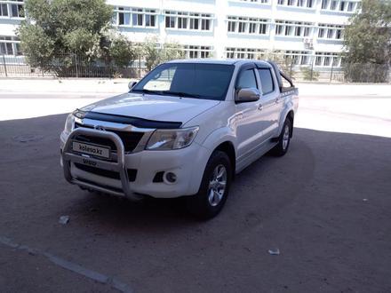 Toyota Hilux 2013 года за 9 300 000 тг. в Актау
