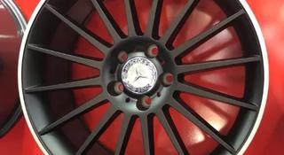 Комплект дисков r18 5*112 мерседес за 190 000 тг. в Алматы