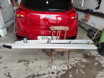 Пороги подножки Прадо 78 за 35 000 тг. в Алматы – фото 2