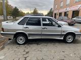 ВАЗ (Lada) 2115 (седан) 2003 года за 475 000 тг. в Костанай – фото 5