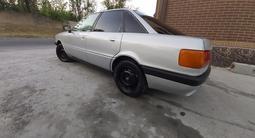 Audi 80 1990 года за 900 000 тг. в Шымкент – фото 3