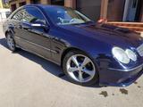 Тюнинг бампер AMG для w209 CLK Mercedes Benz за 60 000 тг. в Алматы – фото 3