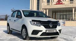 Renault Logan 2018 года за 3 600 000 тг. в Жезказган – фото 2