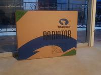 Радиатор рено аркана клио симбол дастер renault arkana clio symbol… за 4 990 тг. в Алматы
