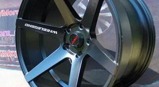 R18 диски 5*114.3, 9.5/10.5Jj за 260 000 тг. в Нур-Султан (Астана)