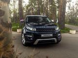 Land Rover Range Rover Evoque 2014 года за 14 500 000 тг. в Алматы – фото 3