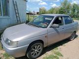 ВАЗ (Lada) 2110 (седан) 2007 года за 850 000 тг. в Уральск – фото 2