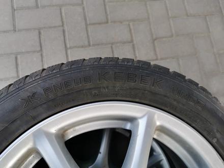 R17 Toyota тойота диски с резиной! за 138 750 тг. в Алматы – фото 6