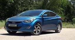 Hyundai Elantra 2013 года за 4 700 000 тг. в Алматы