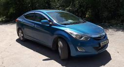 Hyundai Elantra 2013 года за 4 700 000 тг. в Алматы – фото 2