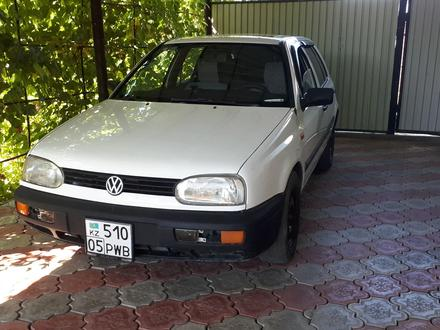 Volkswagen Golf 1994 года за 1 150 000 тг. в Талдыкорган