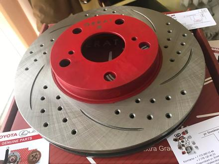 Тормозные диски за 1 000 тг. в Кызылорда – фото 2