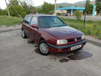 Volkswagen Golf 1992 года за 780 000 тг. в Алматы