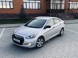 Hyundai Solaris 2012 года за 3 100 000 тг. в Актобе
