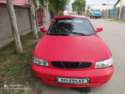 Daewoo Nubira 1999 года за 950 000 тг. в Алматы – фото 3