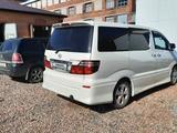 Toyota Alphard 2005 года за 3 200 000 тг. в Петропавловск – фото 2