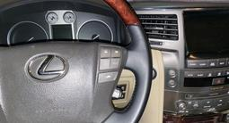 Lexus LX 570 2008 года за 14 500 000 тг. в Актобе – фото 2