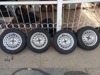 Шины + диск комплект 185/65/14 за 70 000 тг. в Алматы