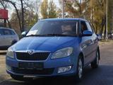 Skoda Fabia 2014 года за 3 100 000 тг. в Алматы