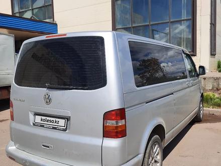Volkswagen Caravelle 2005 года за 5 650 000 тг. в Нур-Султан (Астана) – фото 3
